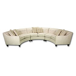 Shop Johnathan 3 Piece Sectional Sofa Free Shipping Today Overstock 3654692