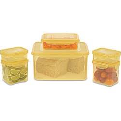 Oso Fresh 12 Piece Kitchen Storage Container Set Overstock 3657283