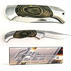 Rite Edge Classic Grip Pocket Knife - Thumbnail 0
