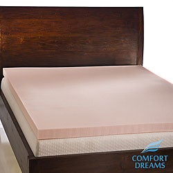 Shop Comfort Dreams Sensus 3 Inch Memory Foam Mattress