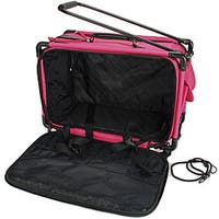 Tutto Pink Machine On Wheels Case