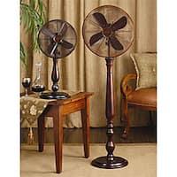 Sutter 12-inch Table Top Fan