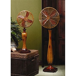 Deco Breeze Sambuca 16-inch Standing Floor Fan