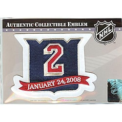 Brian Leetch Retirement Night Patch - Thumbnail 0