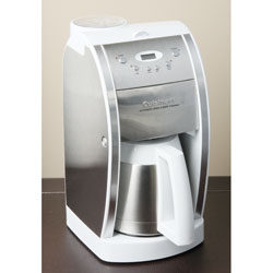 Cuisinart Coffee Maker Grinding Problems : Cuisinart Grind and Brew Thermal 10-cup Coffeemaker - Free Shipping Today - Overstock.com - 11729227