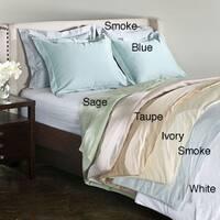 Cotton Sateen 1000 Thread Count 3-piece Duvet Cover Set