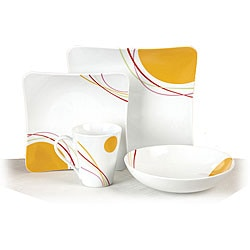 Malibu Sunrise 16-piece Dinnerware Set - Thumbnail 0
