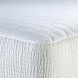 Shop Simmons Cotton Fire Resistant Mattress Pad Free