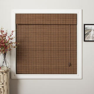 Arlo Blinds Tibetan Bamboo Roman Shade with 54 Inch Height