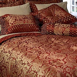 Geneva 7-piece Oversized Comforter Set - Thumbnail 0
