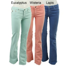 FINAL SALE AG Jeans Women's Bootcut Corduroy Pants - Free Shipping ...
