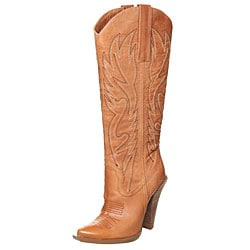Jessica Simpson Women's 'Alan' Western Boots - Free Shipping Today ...