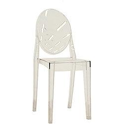 Thumbnail 1, Aidan Clear Acrylic Side Chair.