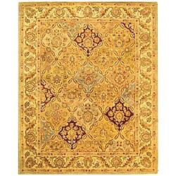 Safavieh Handmade Classic Treasures Wool Rug - 9'6 x 13'6 - Thumbnail 0