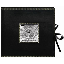 Pioneer Photo Black 3-ring 4x6 Photo Album