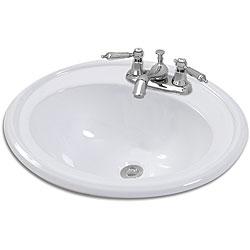 oval bathroom sinks drop in - best bathroom 2017