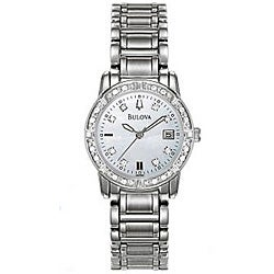 Bulova Women's Maestro Diamond Accented Watch