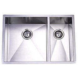 Stainless Steel 29-inch Undermount Sink