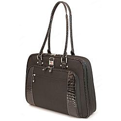 Mobile Edge ScanFast Onyx Checkpoint-friendly Briefcase