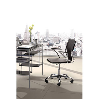 Tristan Black Office Chair