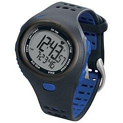 Labe invadir Persona a cargo del juego deportivo  Nike Triax C8 Men's Heart Rate Monitor Watch - Overstock - 3889487
