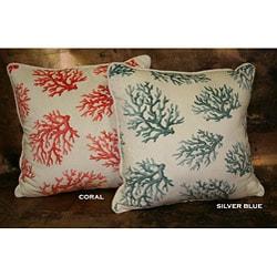 Printed Microplush Throw Pillow - Thumbnail 0