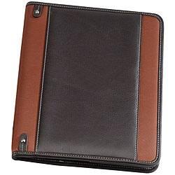 Biltmore Rust Napa Leather Executive Padfolio|https://ak1.ostkcdn.com/images/products/P11947075.jpg?impolicy=medium
