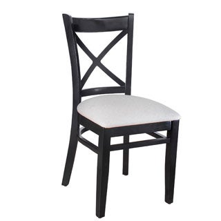 X-back Dining Chairs (Set of 2)