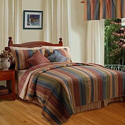 Greenland Home Fashions Katy Complete 10-piece Quilt Set - Thumbnail 0