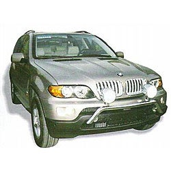 Shop Bmw X5 2003 05 Stainless Steel Bull Bar Guard Free