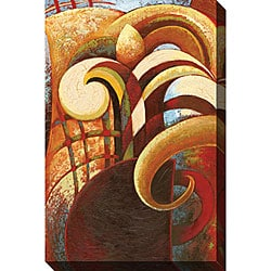 Gallery Direct Cecile Broz 'Theoretical II' Giclee Canvas Art