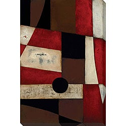 Gallery Direct Salvador Luca 'Reclamation I' Oversized Canvas Art