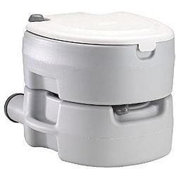 Coleman Large Camping Flush Toilet