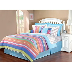 Shop Zoe Twin Size Comforter Set Free Shipping On Orders