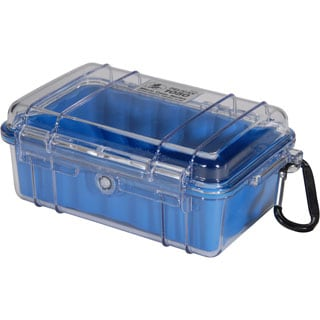 Pelican 1050 Micro Case with Blue Liner