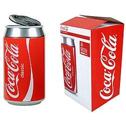 Vine Coca Cola E Trash Can Mid