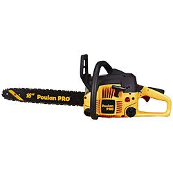 how to take apart a poulan chainsaw
