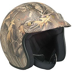 Raider Realtree Open-face Helmet