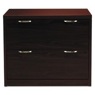 HON Valido 11500 Series Mahogany 36 x 20 x 29 1/2 2-drawer Lateral File