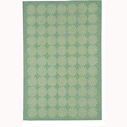 Martha Stewart by Safavieh Astronomy Hydra Cotton Rug - 7'9 x 9'9 - Thumbnail 0