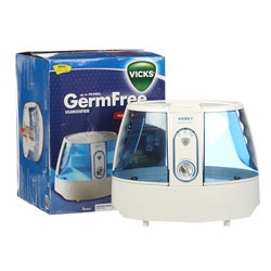 Vicks V790N 2-gallon Germ-free Humidifier