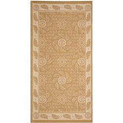 Martha Stewart by Safavieh Pinwheel Oat Wool Rug (2'2 x 3'10)