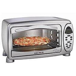 Shop Euro Pro To21 6 Slice Digital Convection Oven Free