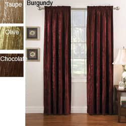 Rod Pocket 84 Inch Curtain Panel Pair