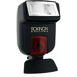 Olympus/ Panasonic Rokinon Digital Camera Flash