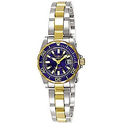 Invicta Women's 7064 Signature Two-tone Watch