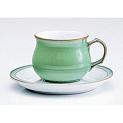 Denby Regency Green Tea Saucer