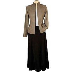 Austin Reed Women S 2 Piece Jacket And Skirt Suit Overstock 4063839