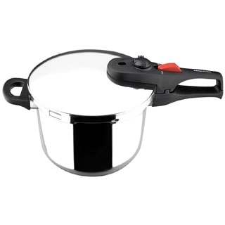 Magefesa Practika Plus Stainless Steel 3.3-quart Pressure Cooker