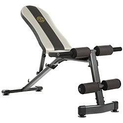 Shop Gold S Gym Utility Bench Free Shipping Today Overstock
